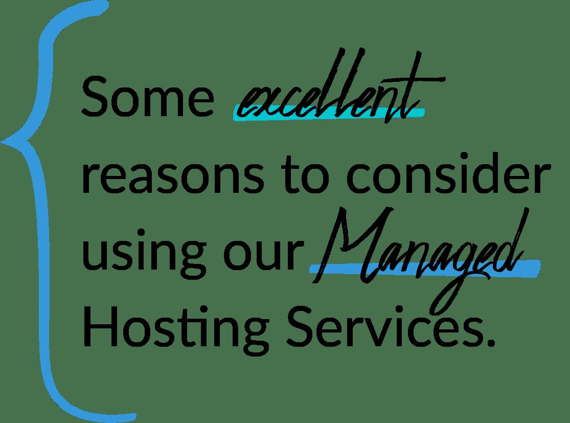 hosting services design