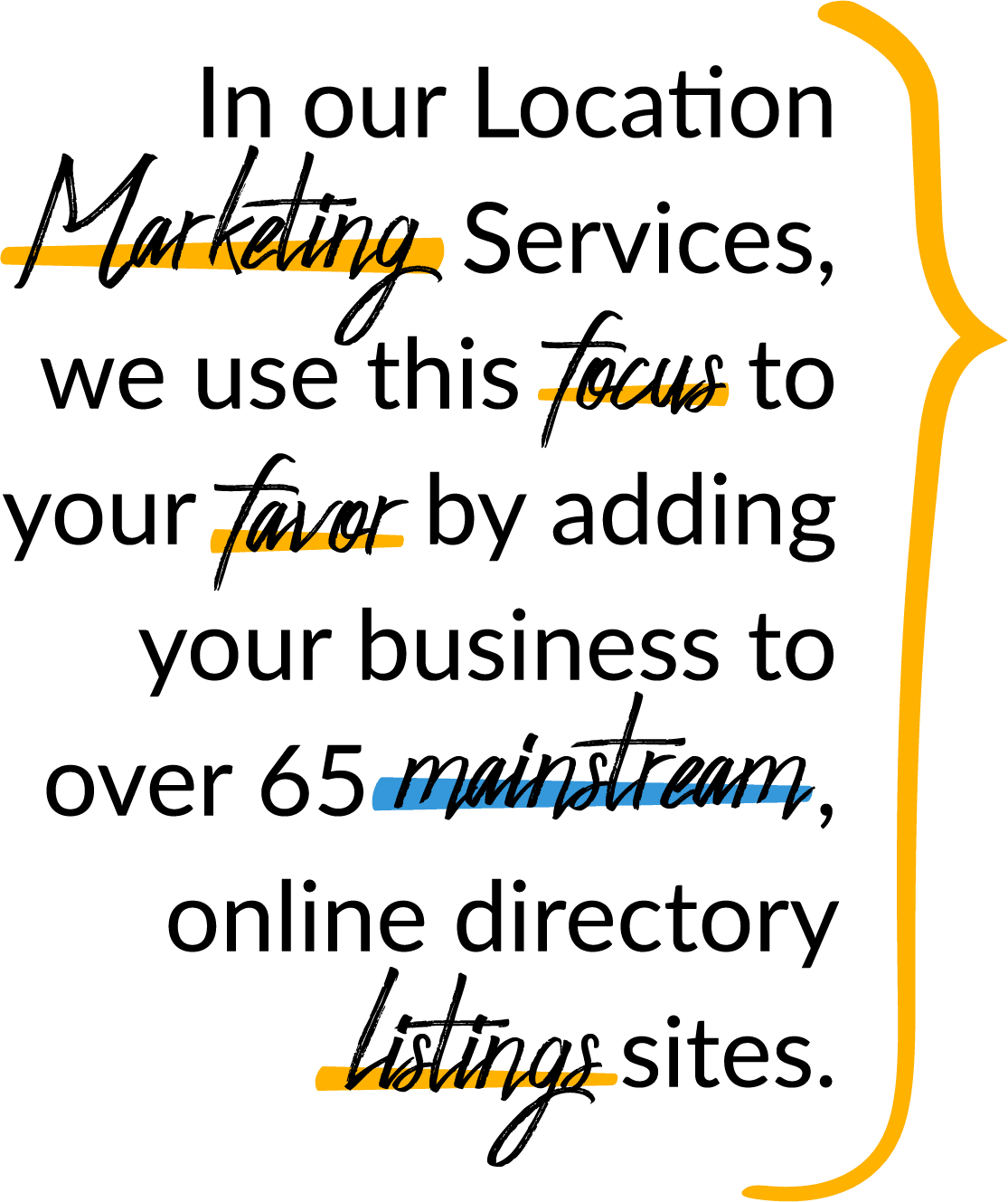 Location Marketing Services