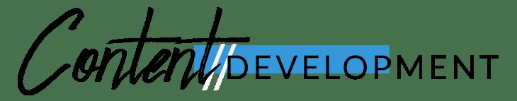 content development design