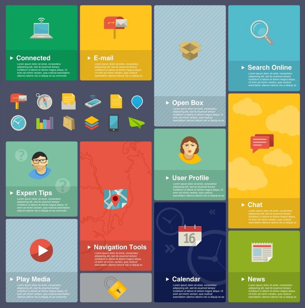 Understanding Flat Graphic Design
