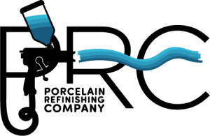 Creative 7 Designs Logo Design: Porcelain Refinishing Company