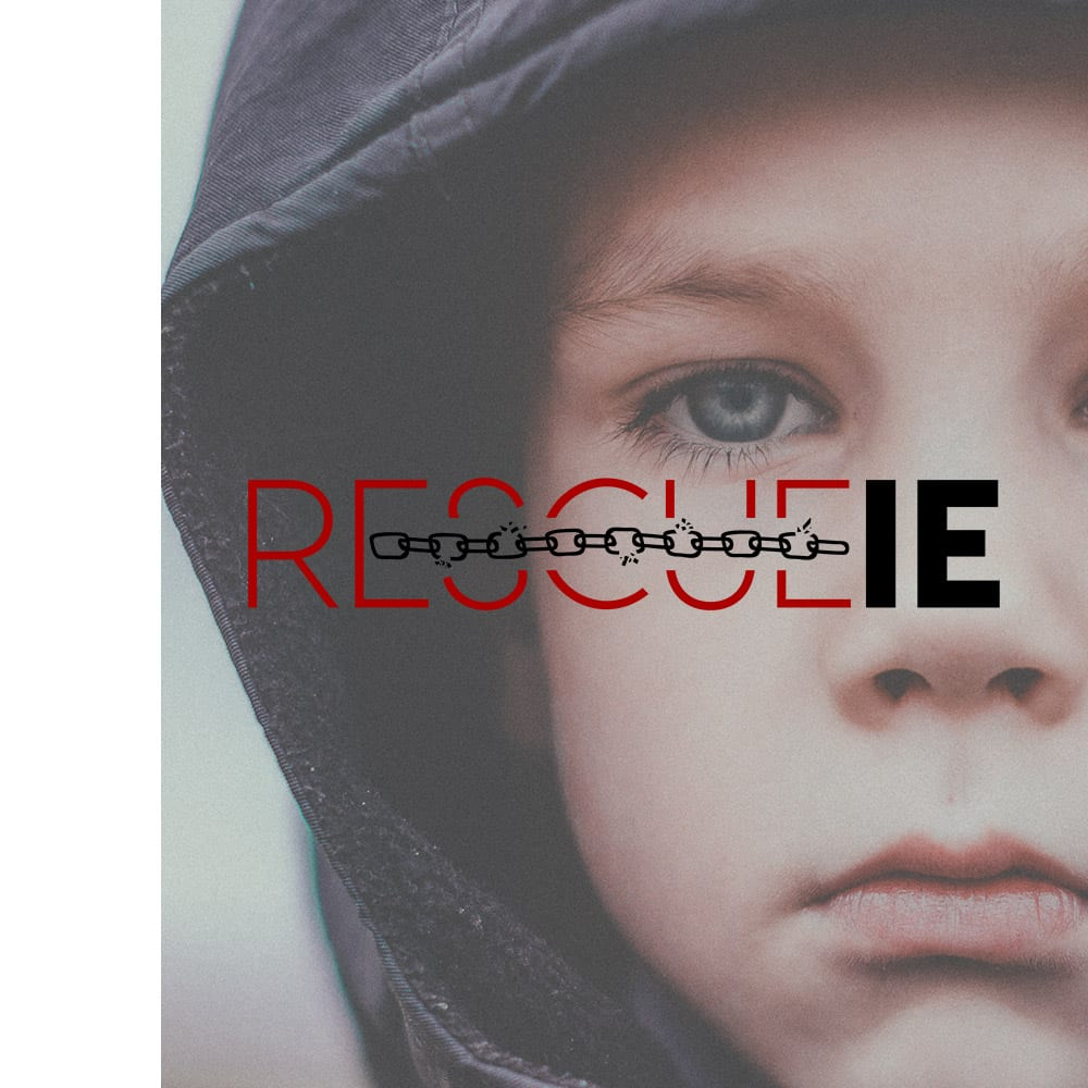 RescueIE Logo Design by Creative 7 Designs