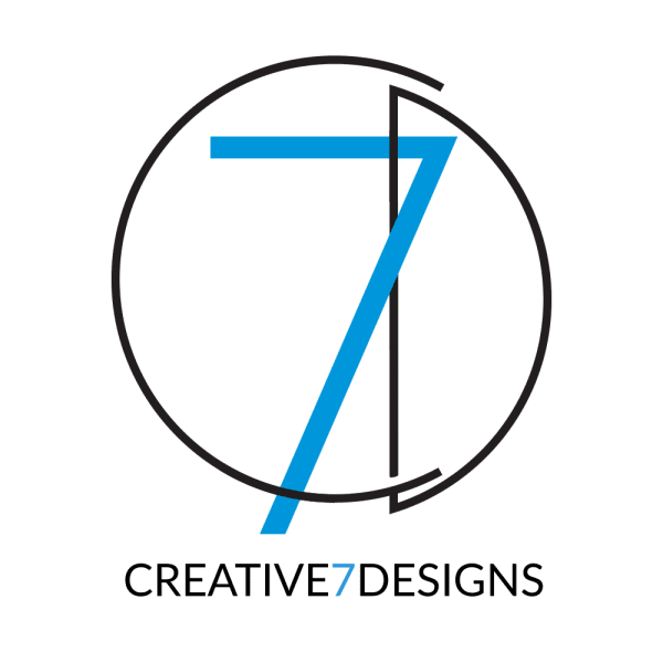 creative 7 designs new logo
