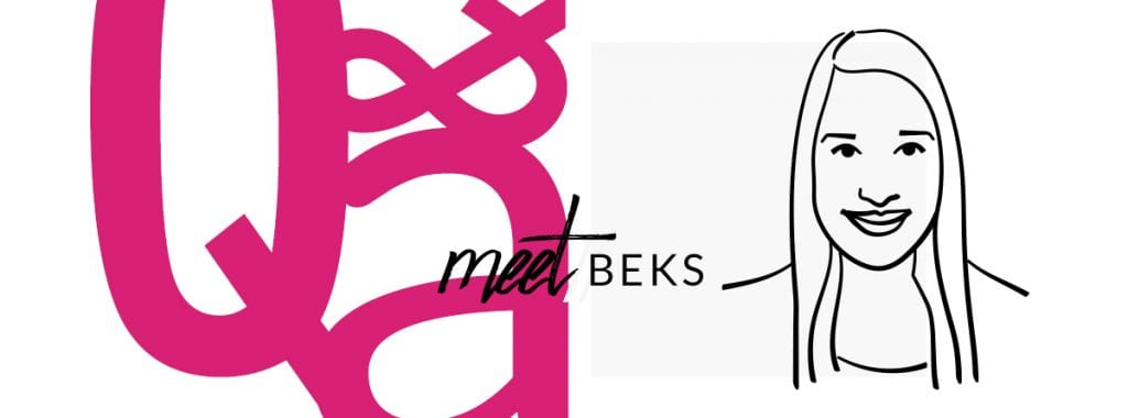 Q&A with Creative 7 Designs Team Member Beks