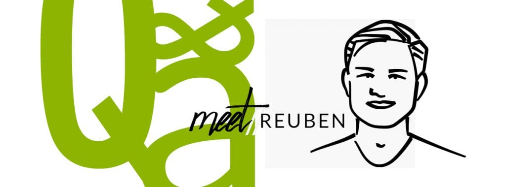Meet Creative 7 Designs Team Member Reuben