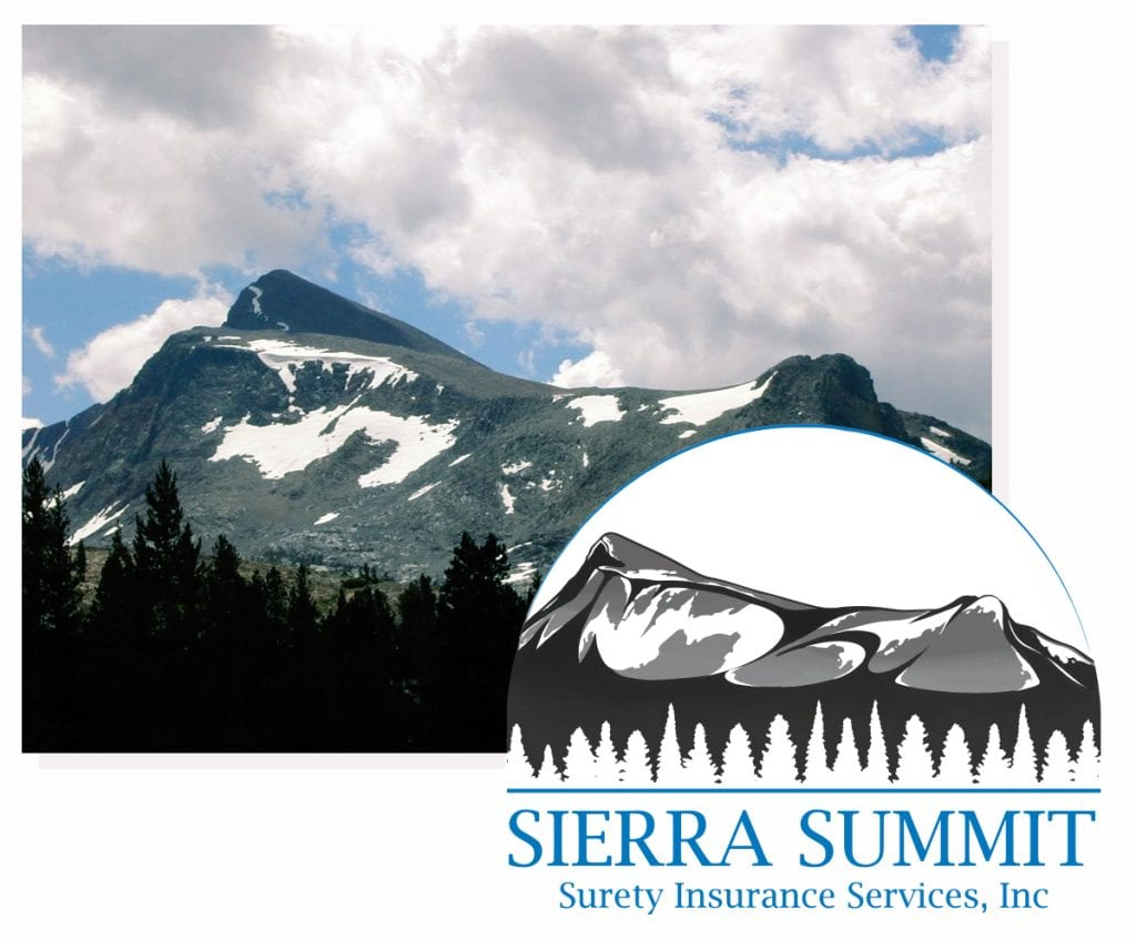 Creative 7 Designs Illustrated Logo: Sierra Summit