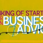 thinking of starting your own business advice blog cover