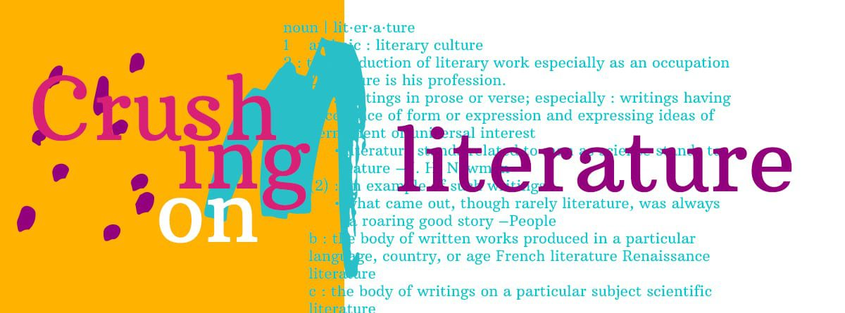 Crushing on Literature Blog Cover