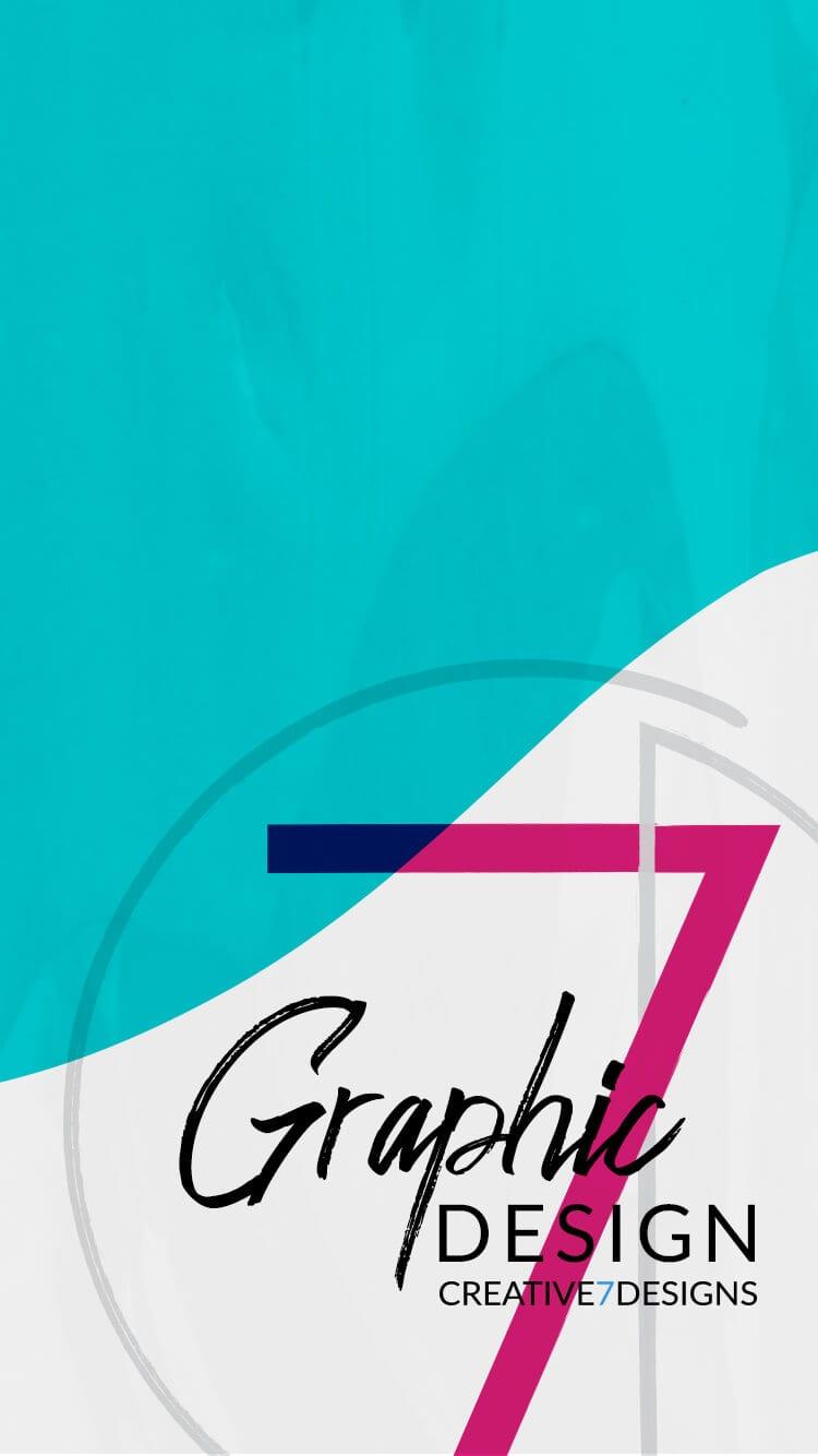 Graphic Design by Creative 7 Designs