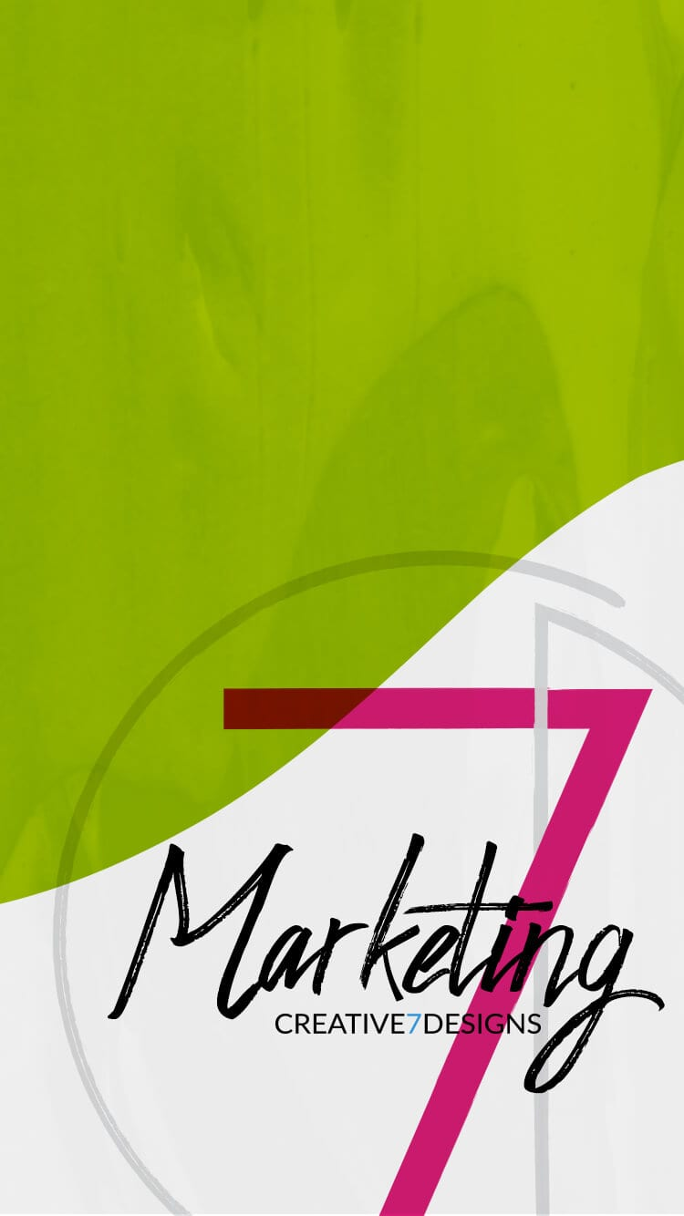 creative 7 designs, inc | graphic design | website design | marketing
