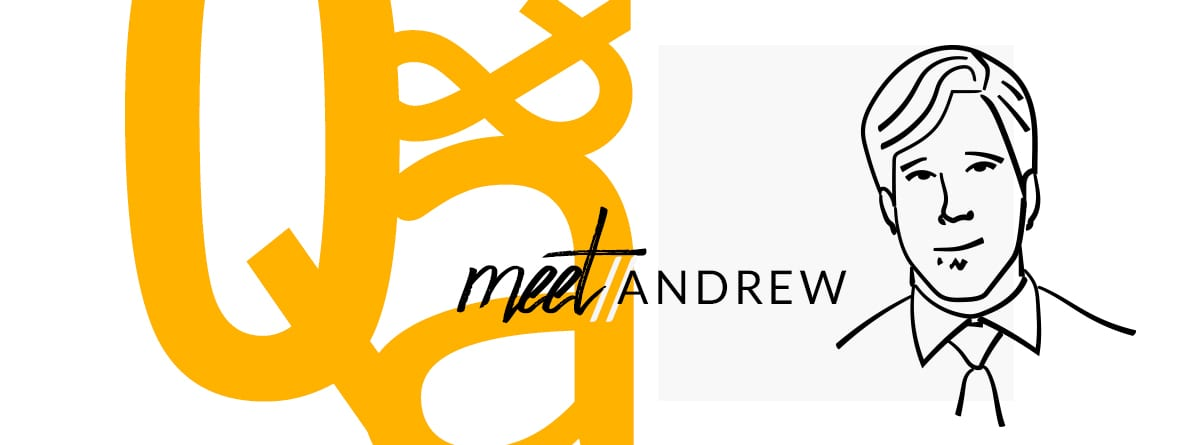 Meet Andrew, Web Designer at Creative 7 Designs