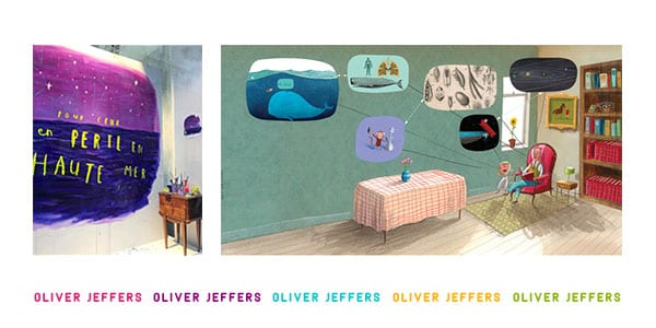 Crushing on Oliver Jeffers