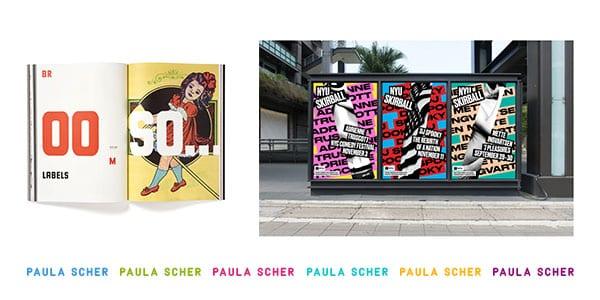 Crushing on Paula Scher